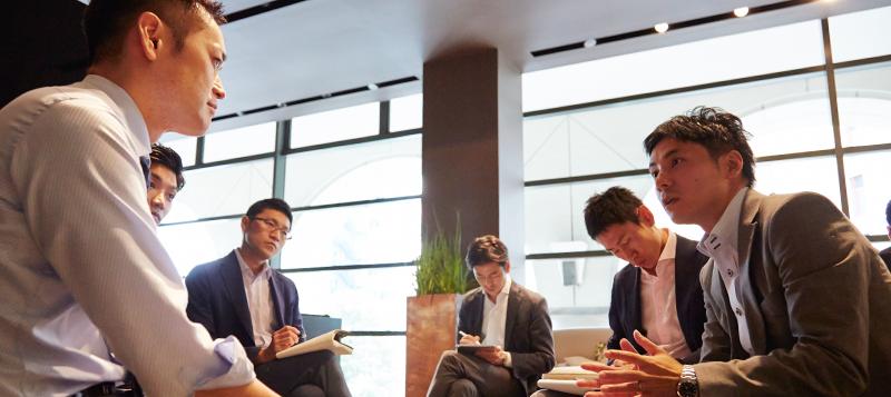 企業のビジネスモデル分析力養成講座